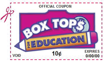Box Tops Clip Logo