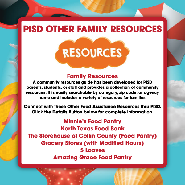 PISD Other Resources Information