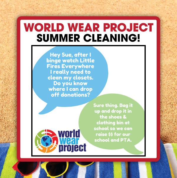 World Wear Project Bin Information