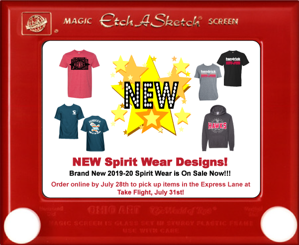 Spirit Wear Information