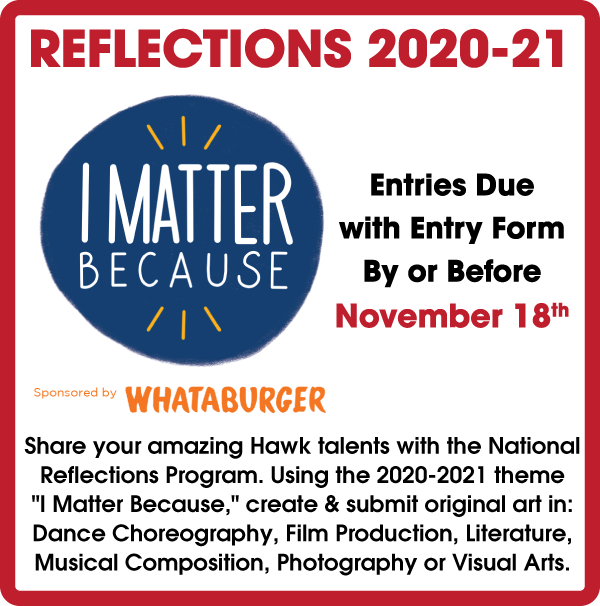 2020-21 PTA Reflections Information