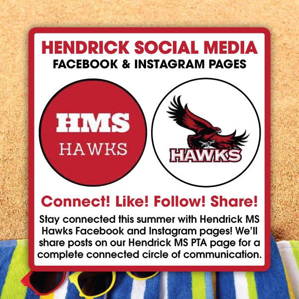 Hendrick Social Media Information